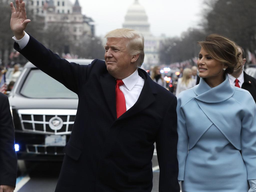Prosecutors have demanded a raft of documents showing how the inauguration committee raised and spent its money. Picture: AP Photo/Evan Vucci, Pool, File