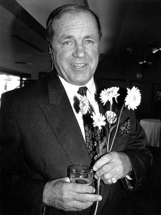 Ted 'EJ' Whitten in 1992.
