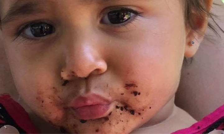 Don't give our daughter cake on her first birthday without our consent