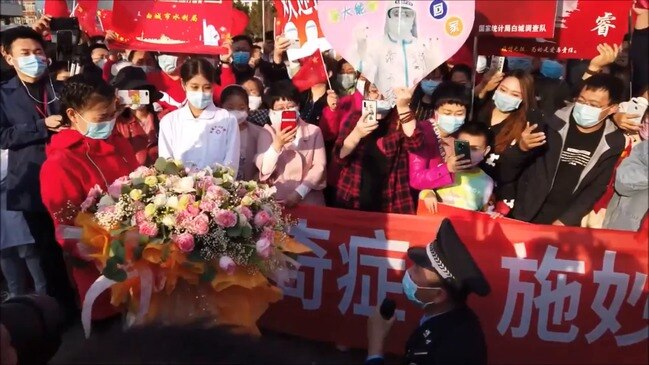 Love in the Time of Coronavirus: Nurse Returning From Wuhan Receives Marriage Proposal From Boyfriend