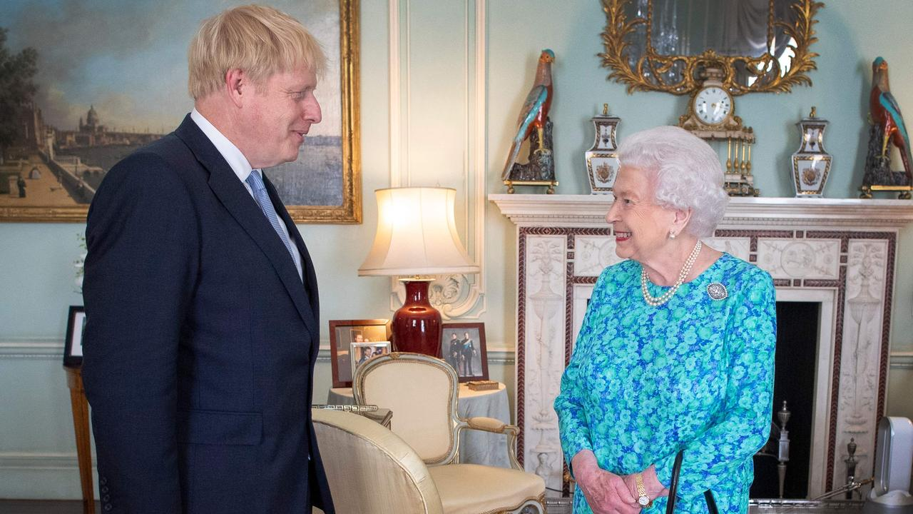 Her Majesty might meet with the PM each week but she's never given an indication of her personal political leanings and never would. Picture: Victoria Jones/AFP