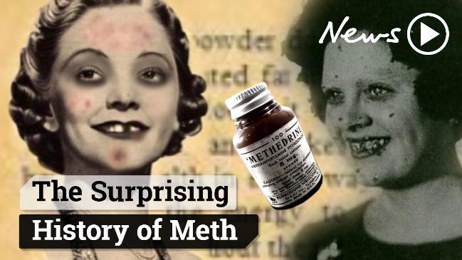 The surprising history of meth
