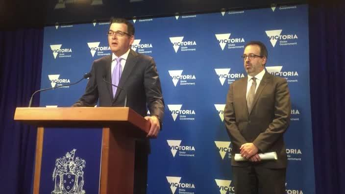 Victorian Premier announces bail changes