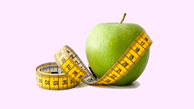 Adopting healthy habits is the key to keeping the weight off. Image: iStock