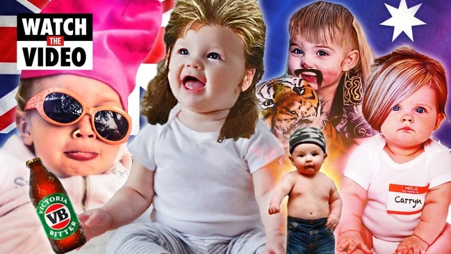 The best bogan baby names of 2020