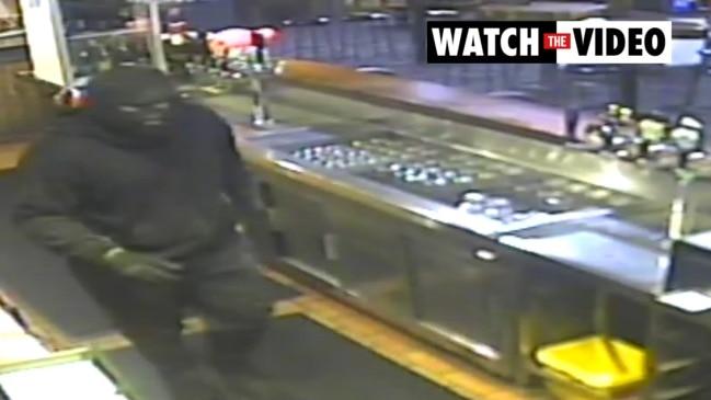 Westmeadows armed robbery