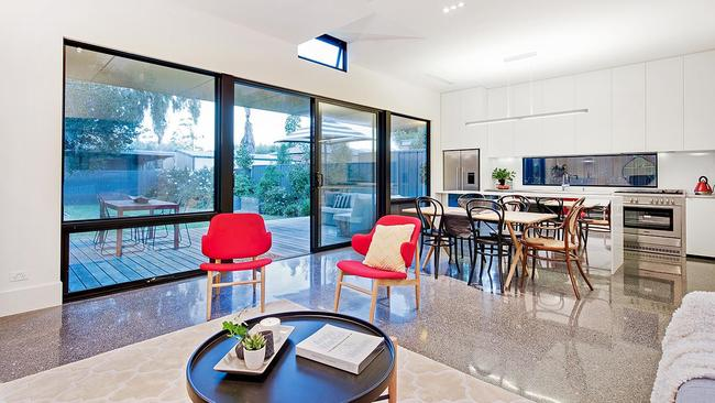 """<a href=""""http://www.realestate.com.au/property-house-sa-parkside-125262858"""" title=""""www.realestate.com.au"""">118 Robsart Street Parkside</a>. Image supplied to Advertiser Real Estate by Fox Real Estate."""