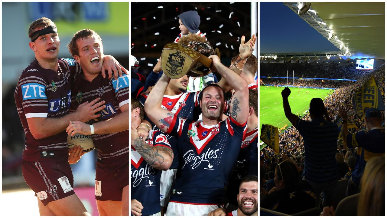 How each Sydney NRL team fares if KPI's were introduced for relocation
