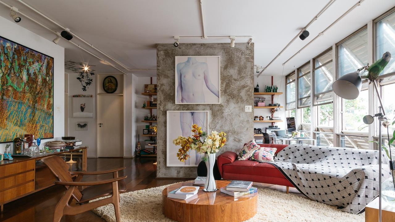 Authentic apartment on sought-after spot of Jardins Cerqueira Cesar, Sao Paulo, Sao Paulo, Brazil. Supplied by Christie's International Real Estate.