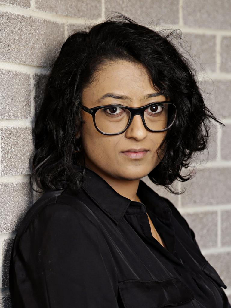 Dhanya Mani says she was choked by a NSW state political staffer. Picture: Adam Yip