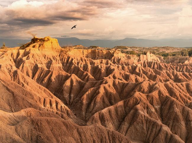 "TATACOA DESERT, COLOMBIA ""Make sure you don't miss out on the Tatacoa Desert if you go to Colombia!"" – @janreyem    See also:  • Incredible photos show world from above  • How to take awesome travel portraits"
