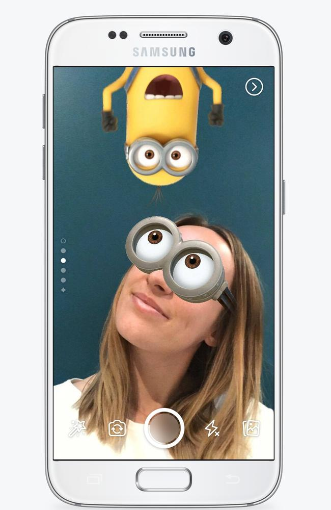 Facebook users from today will be able to add crazy Snapchat-style augmented reality effects to their photos and videos.