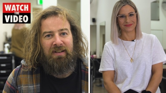 Hair Style Transformation By Melissa Bode Daily Telegraph