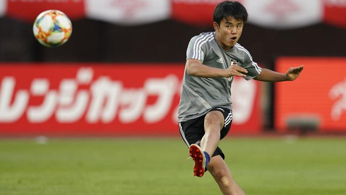 Takefusa Kubo is the latest teen sensation in football, and is showing real promise for Real Madrid.