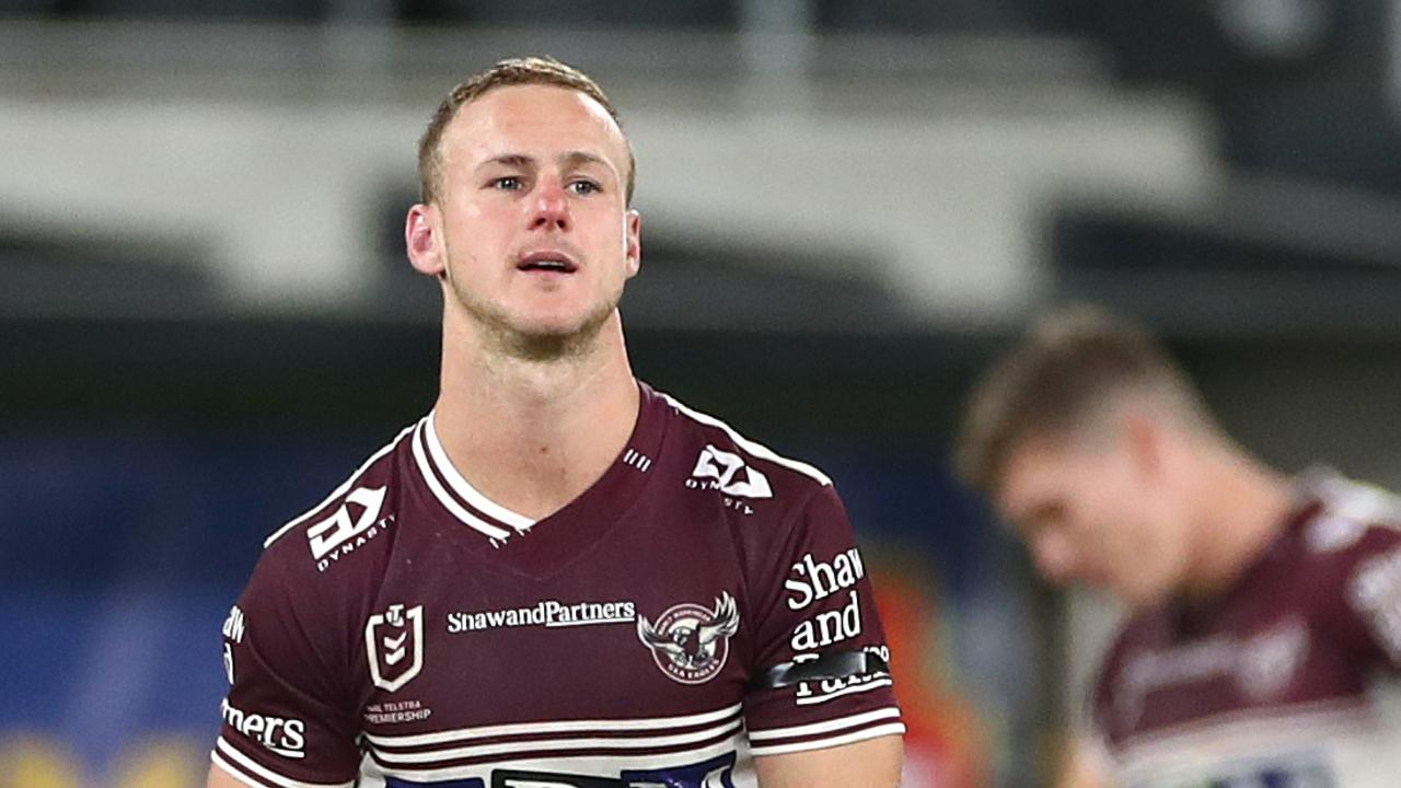 """Former State of Origin teammate has called out Manly Sea Eagles captain Daly Cherry-Evans for """"exploiting"""" the NRL's rules."""