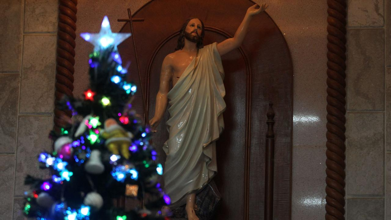 A Christian tradition which dates all the way back to the 4th century CE claims the Twelfth Night is the end of the Christmas period. Picture: Ahmad Al-Rubaye / AFP