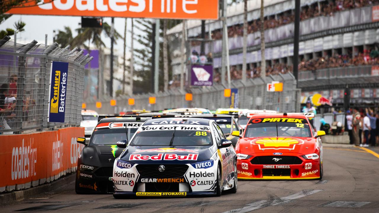 Talk about wholesale change! State of play on 2020 Supercars grid