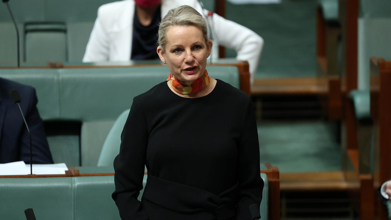 Environment Minister Sussan Ley was blasted on social media for approving Whitehaven's plan. Picture: NCA NewsWire / Gary Ramage