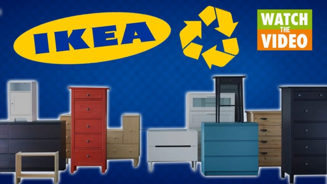 IKEA will now buy back your used furniture