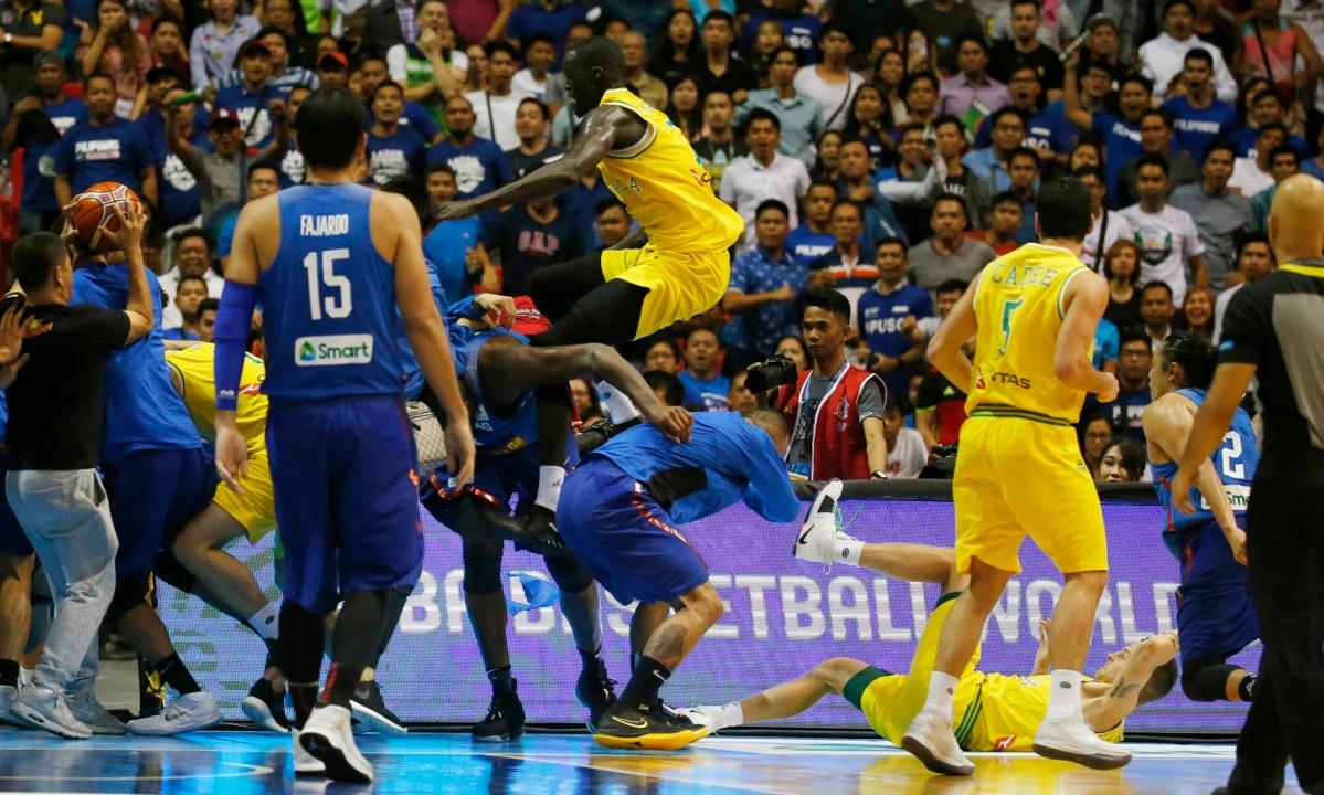 FIBA sanctions weak and disgraceful: Heal