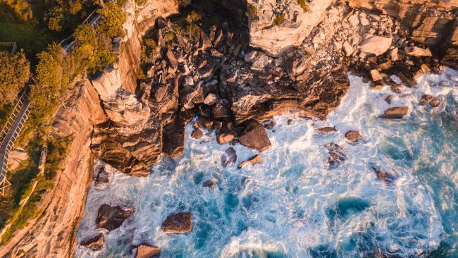 Best coastal walks in Sydney: Federation Cliff Walk, Vaucluse