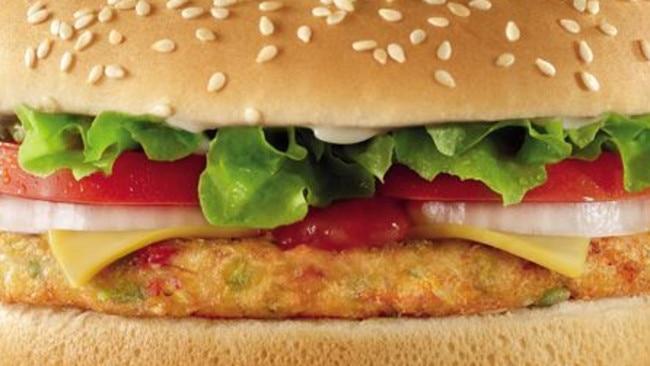 When will we get a veggie burger in Australia?
