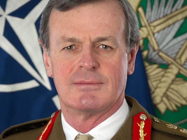 Former NATO leader Sir Richard Shirreff said the consequences could be 'ghastly' if NATO does not step up to the plate.