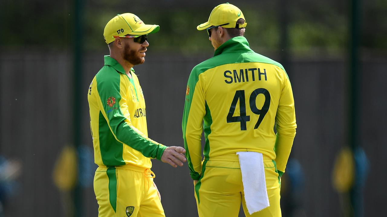 The pressure is really turned up on David Warner and Steve Smith this weekend.