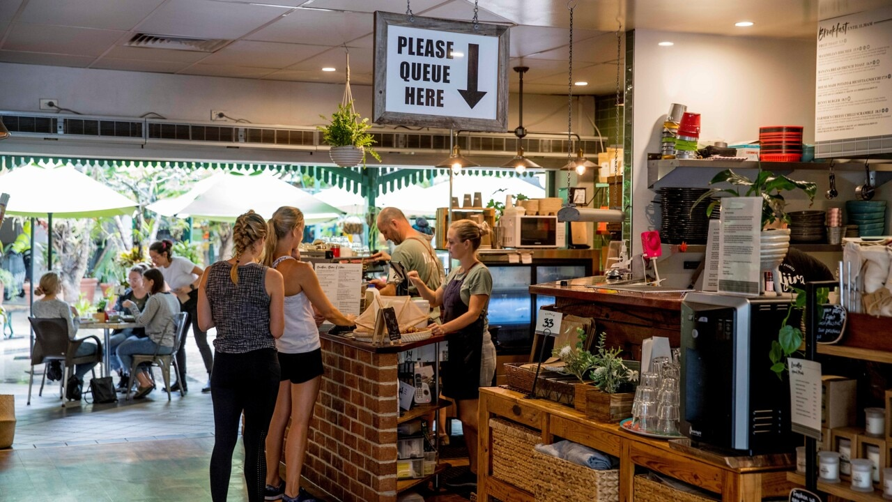 Cafe and restaurant owners celebrate relaxed restrictions today