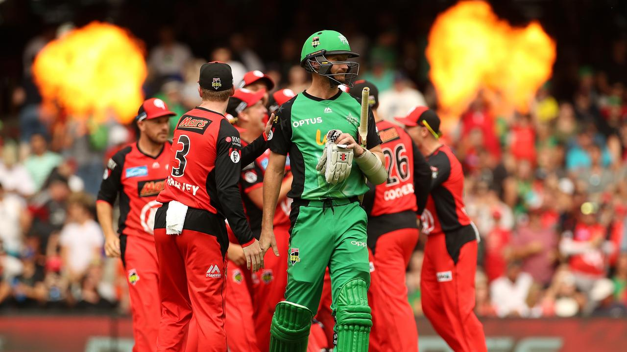 The cricket world has reacted with disbelief to the Melbourne Stars' stunning grand final collapse.