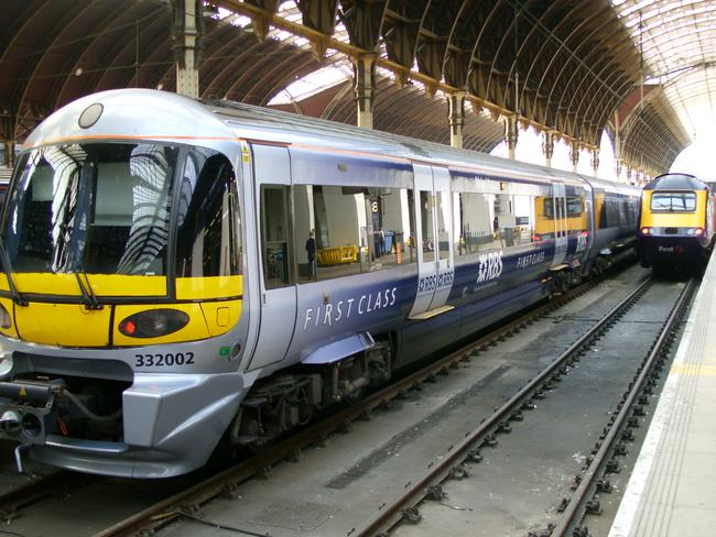 London's Heathrow Express fast train. Could we be seeing something similar in Australia?