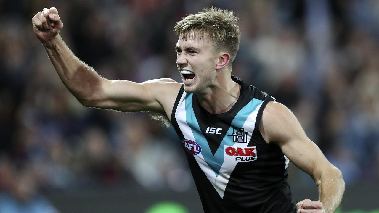 St Kilda is having 'one of the great trade periods of the decade'
