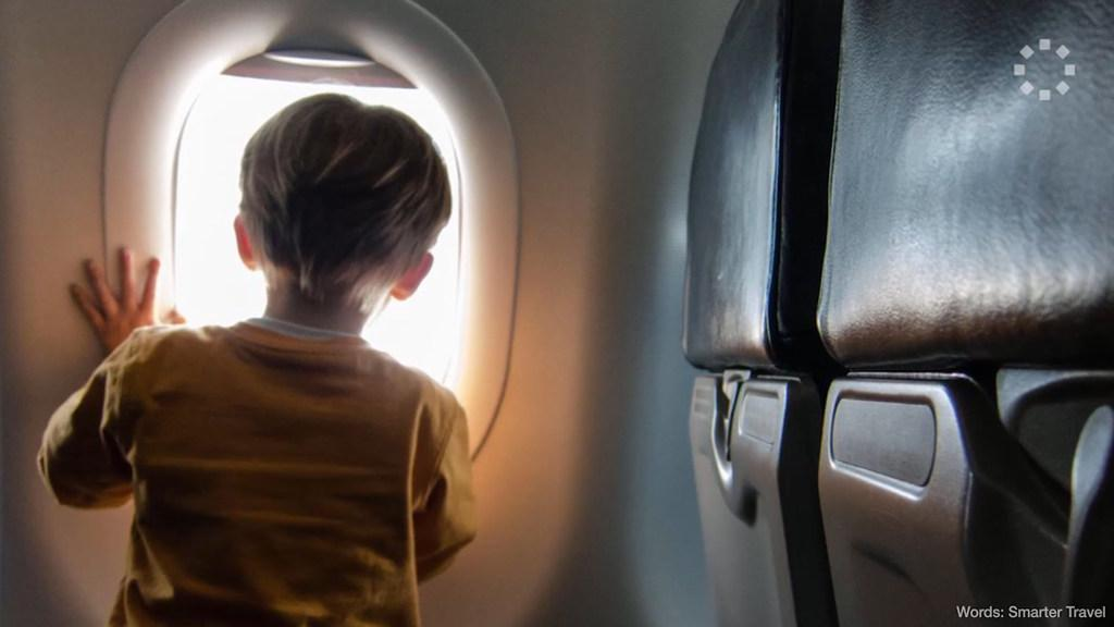 6 reasons why sitting next to a kid on a plane is a good thing
