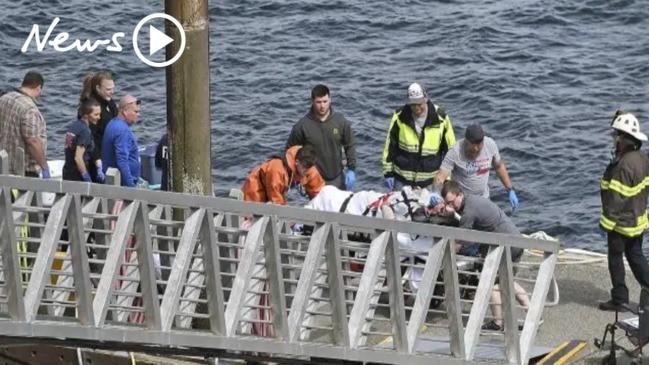 Australian confirmed dead in Alaskan seaplane crash