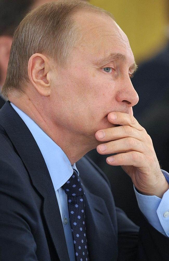 Russia's President Vladimir Putin has presided over a crackdown on bloggers and internet