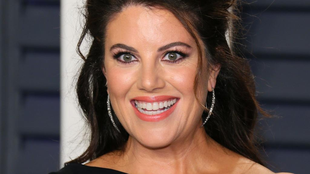 Monica Lewinsky has recently being working as an activist and speaker. Picture: JB Lacroix/AFP