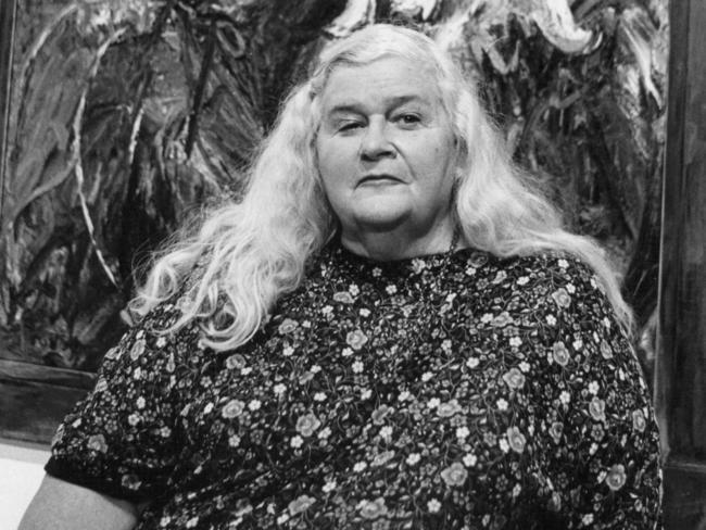 Dorothy Hewett, playwright and poet.