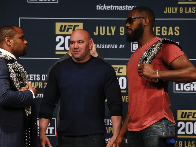 Could we see Jones back in action soon?