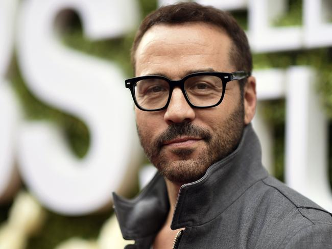 Jeremy Piven was accused of groping an actor in his trailer.