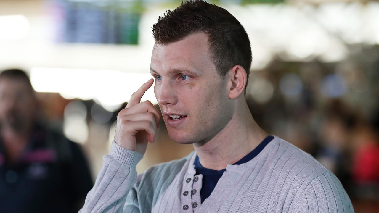 Jeff Horn is ready to take on Terence Crawford..