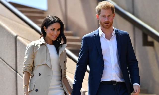 Prince Harry and Meghan reveal first Netflix series