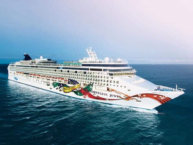 NORWEGIAN JEWEL Regent Seven Seas' sister brand Norwegian Cruise Line will bring Norwegian Jewel to our shores, sailing a variety of itineraries to ports in Australia, New Zealand and the South Pacific.  REVIEW: ON BOARD NORWEGIAN JEWEL