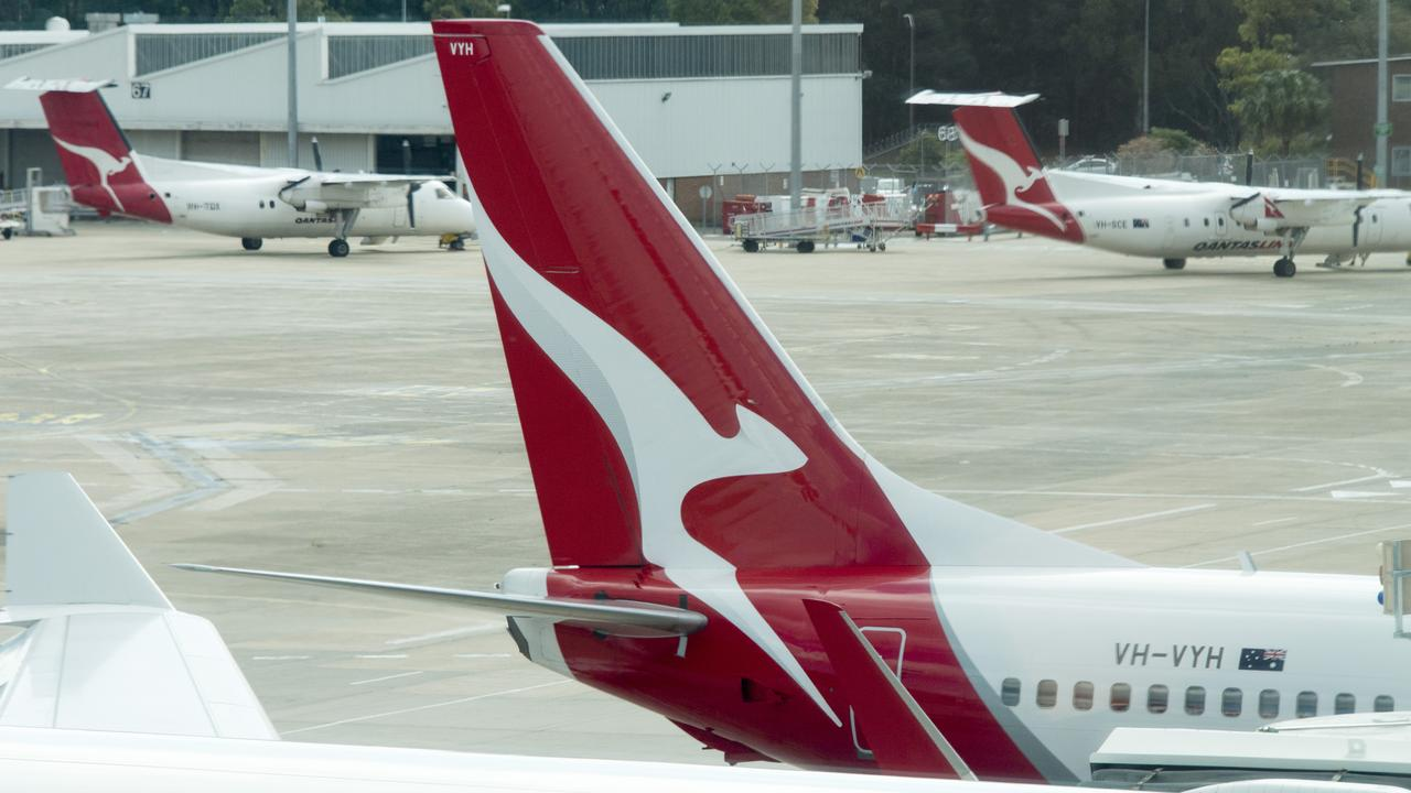 Qantas says it is 'aware of the challenges faced by allergy sufferers and take steps to reduce the risk for many of our customers'.