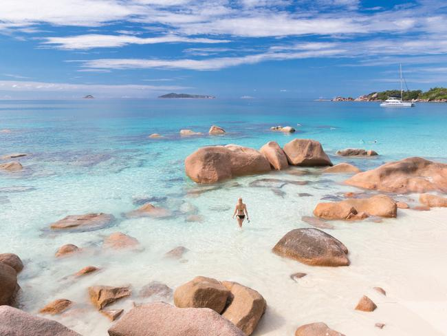 SEYCHELLES For a white sand Christmas, opt for a stay on the postcard-pretty Mahé, Praslin and La Digue – these islands have the best accommodation options to suit all budgets.PRO TIP: If you want to indulge, book a stay at the incredible Six Senses Zil Pasyon on Felicite Island and take a dip in one of the world's most dreamy swimming pools.