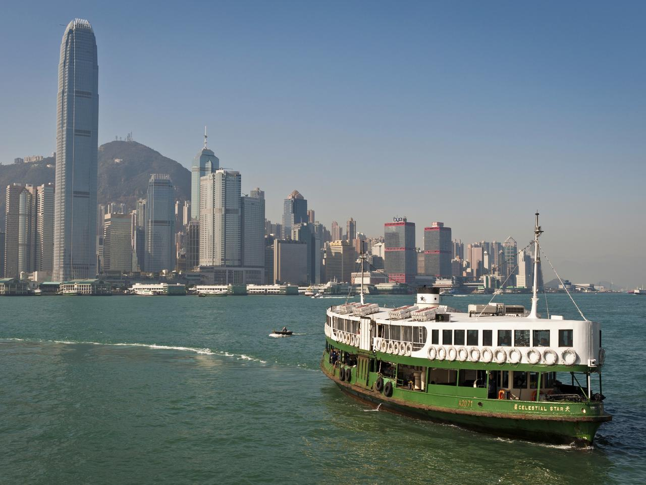 Star Ferry in Hong Kong. Picture: iStock