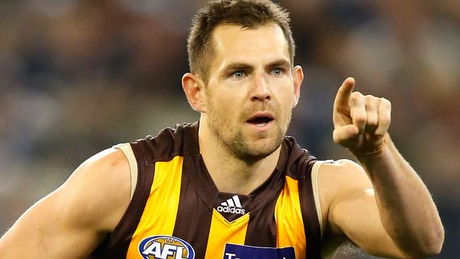 Hawthorn has the most members for 2017. Picture: Getty Images