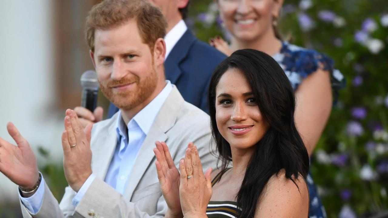 Prince Harry and Meghan Markle have chosen their own path that doesn't involve being a traditional working royal. Picture: Facundo Arrizabalaga – Pool/Getty Images.