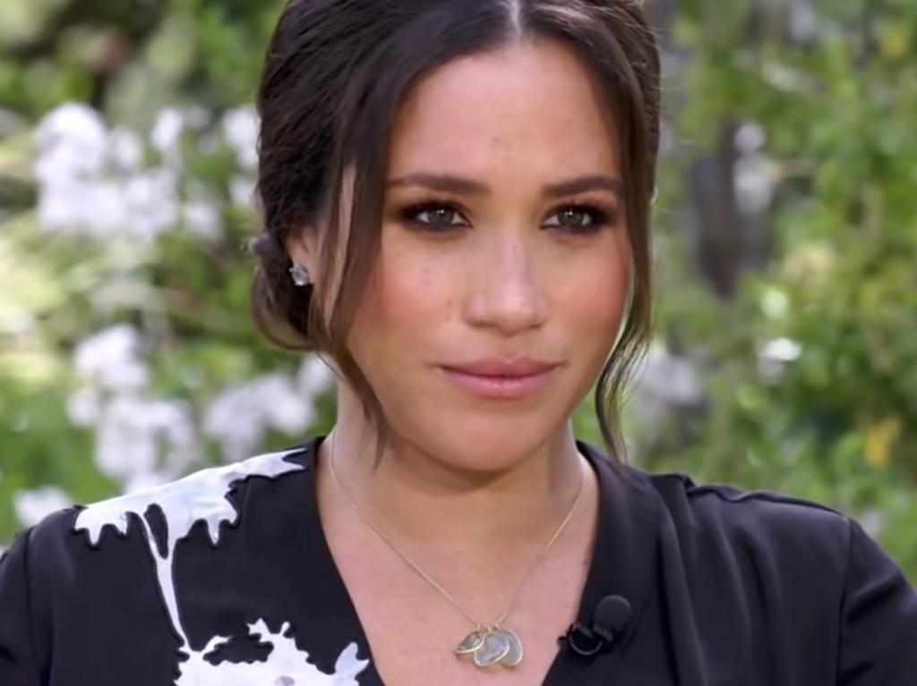 Meghan Markle attracted worldwide attention after her explosive tell-all interview with Oprah Winfrey on CBS.