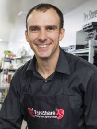 Marcus Godinho is CEO of FareShare. pic for oped page byline