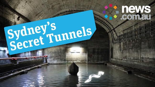 Sydney's Secret Underground Tunnels